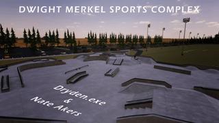 Dwight Merkel Sports Complex (Joe Albi Skatepark)