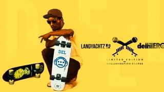 Landyachtz X delHIERO