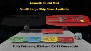 Azimuth Shield Mod