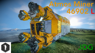46902L Atmos 4xDrill Miner V2- JDG