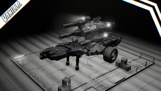 Weapon Trailer Unit [Sequor]