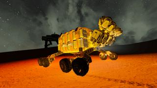 Jank-E - Mule [Multi Purpose Rover]