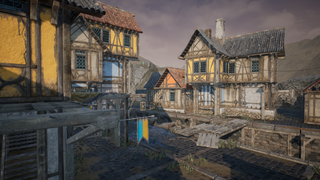 Fantasy and Medieval Architecture