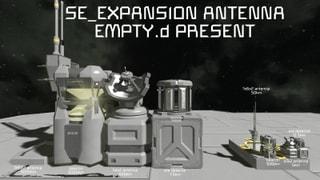 Galax Improved Antennas