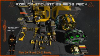 Azimuth Complete Mega Mod Pack