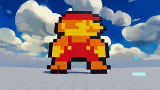 Mario PixelArt
