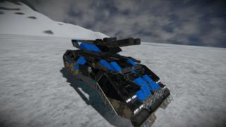 WCO GA-45 Cyber Panther Light Tank V.3