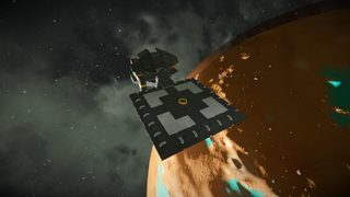 Atlantean Station Small Landing Pad