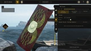 Roman Scutum Shield for Pavise and Kite