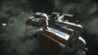 Super heavy drop ship final