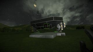 drum landing gear V 2.0