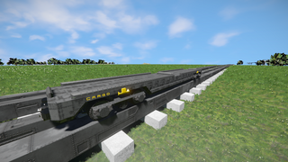 Freight Vagon container V2