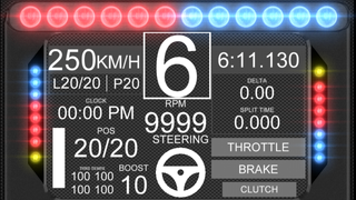 fh4 ferrari f1 2020 low rpm lighting V2 87,00