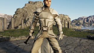 Starkiller - Experimental Jedi Armor