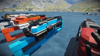 Engine 5387 (monorail)