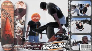 SHTSTKS x CMVM Jeebus Pro Gear