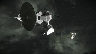Passive search radar mk1