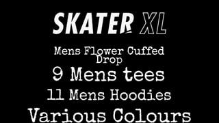 Mens Cuffed Flower Series
