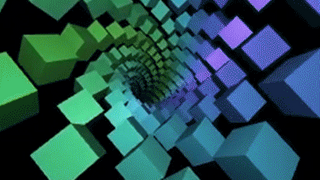 CUBE tunnel方块隧道