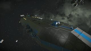 Pandora Colonial Class Destroyer