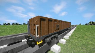 Freight vagon V2