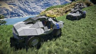 RCSP - Prowler (Turret/Cargo va