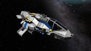 RCSP - Mako Fighter