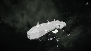 Strike-class Heavy Corvette