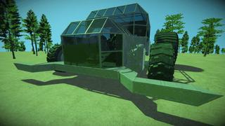 Statische Blockkonstruktion 4030