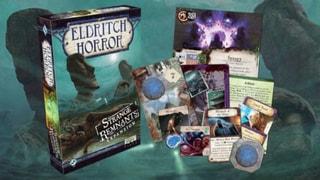 Eldritch Horror - Strange Remnants