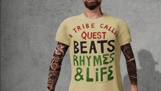 TCQ Beats Rhymes &Life; shirt