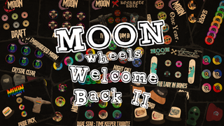 Moon Wheels - Welcome Back Pack II