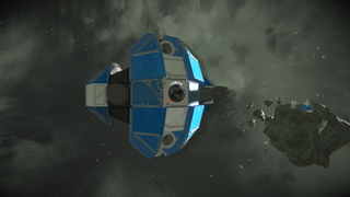 Blue Drone MK1