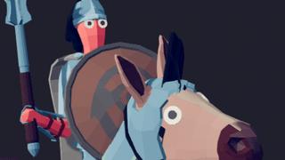 PRO STEVE RIDE HORSE