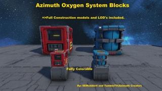 Azimuth Custom Oxygen Blocks Mod