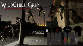 WildChild Grip - Splatter Collection