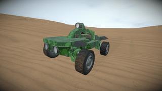 Utility rover arm