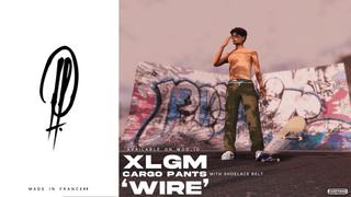 """Parifornie """"Wire"""" XLGM Cargo pants"""