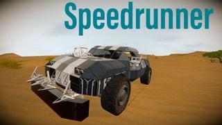 The speedrunner