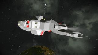 Roci updated, modded thruster