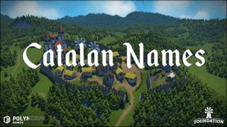 Catalan Names