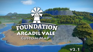Argadil Vale - Custom Map