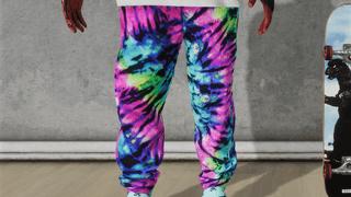 Tie Dye joggers