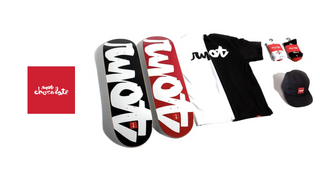 Chocolate Skateboards x RYOT Collection