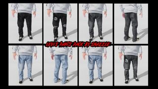 Levi's Jeans Pack