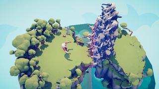 stack of ice giants