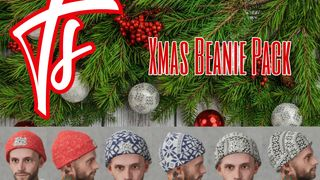 Total Steez Xmas Beanie Pack