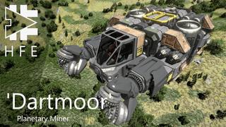 HFE 'Dartmoor' Planetary Miner