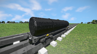 Freight Vagon tank-4 V2