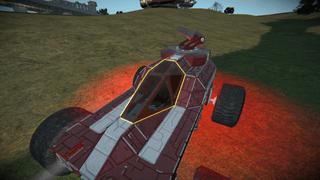 ATLAS Assault Rover